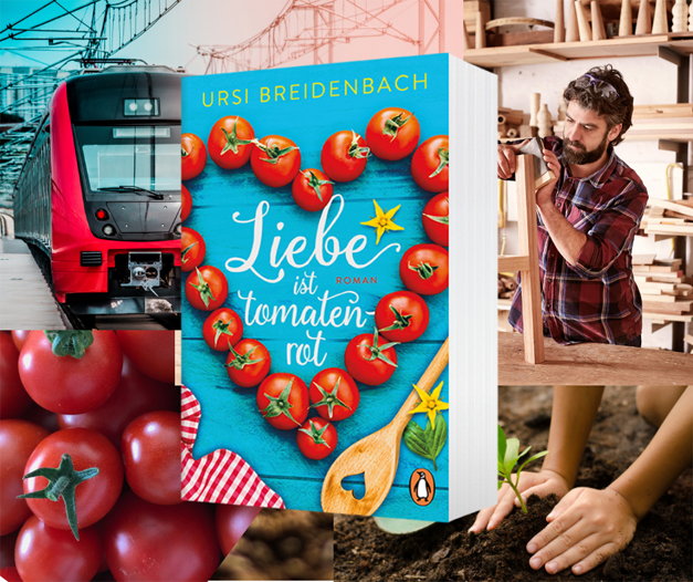 Ursi Breitenbach - Liebe ist tomatenrot